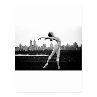 ballet cartões postais