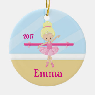 Ballet Class Ballerina Crown Ballet Room Ornament