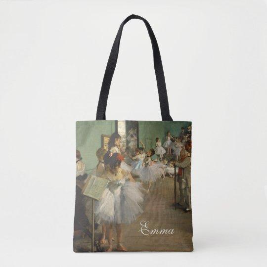Ballet Class | Edgar Degas | Impressionist Tote