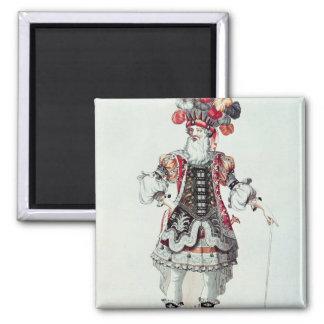 Ballet Costume Magnets