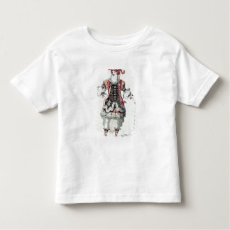 Ballet Costume Toddler T-Shirt