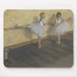 Ballet Dance Ballerina, Degas Mouse Pad