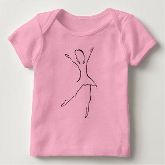 Ballet Dance Design Baby T-Shirt