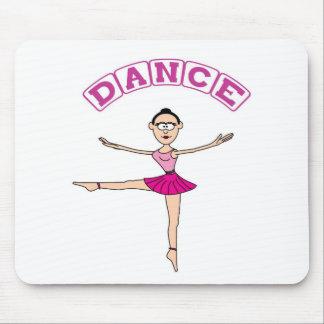 Ballet Dance Design Mousepads