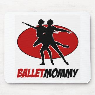 BALLET DANCE DESIGNS MOUSEPAD