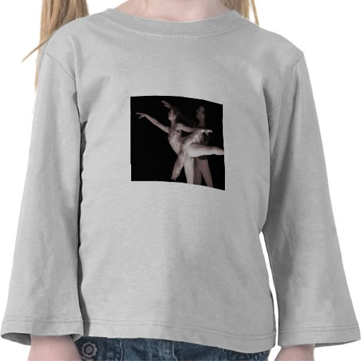 Ballet - Dance Partners 2 - Red T Shirts