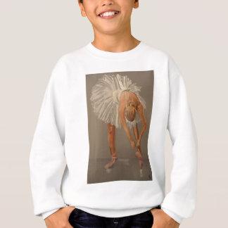 Ballet dancer 1 sweatshirt