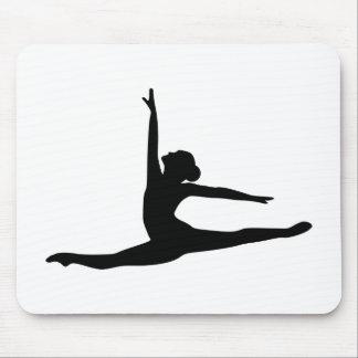 Ballet Dancer Ballerina Mouse Pad