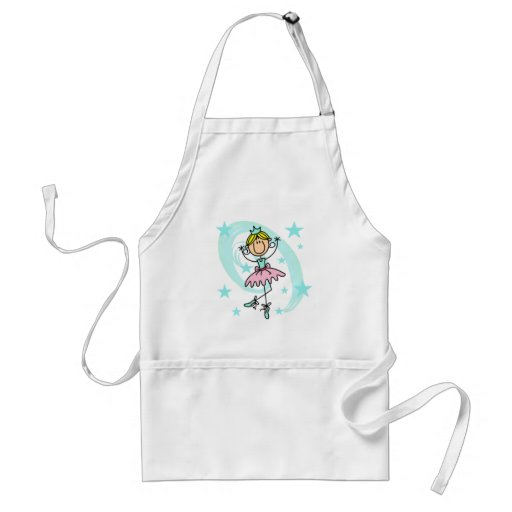 Ballet Dancer - Blond T-shirts and Gifts Aprons