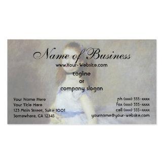 Ballet Dancer by Pierre Auguste Renoir Pack Of Standard Business Cards