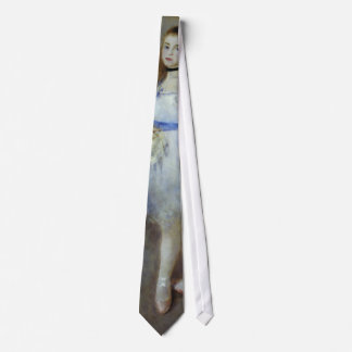 Ballet Dancer by Pierre Renoir, Vintage Fine Art Tie