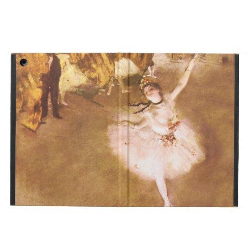 Ballet Dancer Degas Star Impressionist Painting iPad Air Case