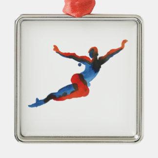 Ballet Dancer Flying Ornaments