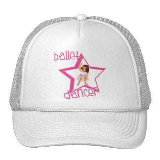 Ballet Dancer Hats