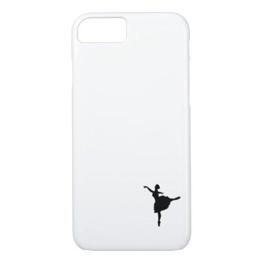 Ballet dancer iPhone 7 case