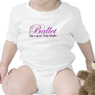Ballet Dancer Merchandise Tshirts