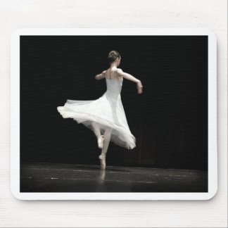 Ballet Dancer Mouse Mat