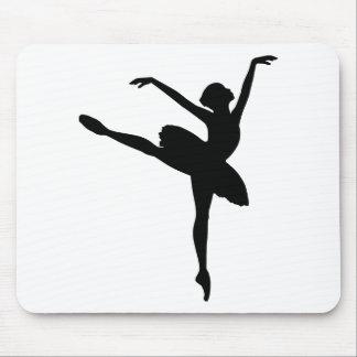 Ballet Dancer Mouse Mats