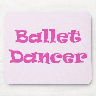 Ballet Dancer Mouse Pad