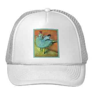 Ballet Dancers At The Bar ~ Edgar Degas Trucker Hat