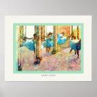 Ballet Dancers ~ Edgar Degas Poster