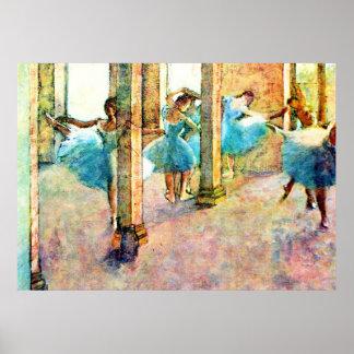 Ballet Dancers ~ Edgar Degas Print
