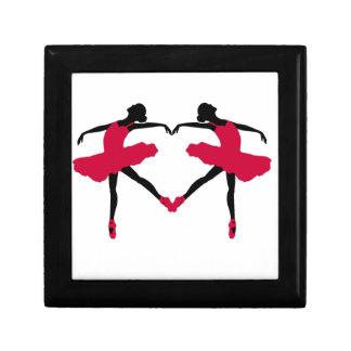 Ballet Dancers Gift Box