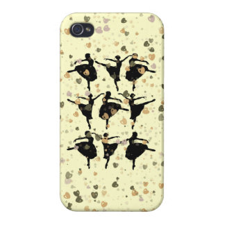 BALLET DANCERS iPhone 4 COVERS