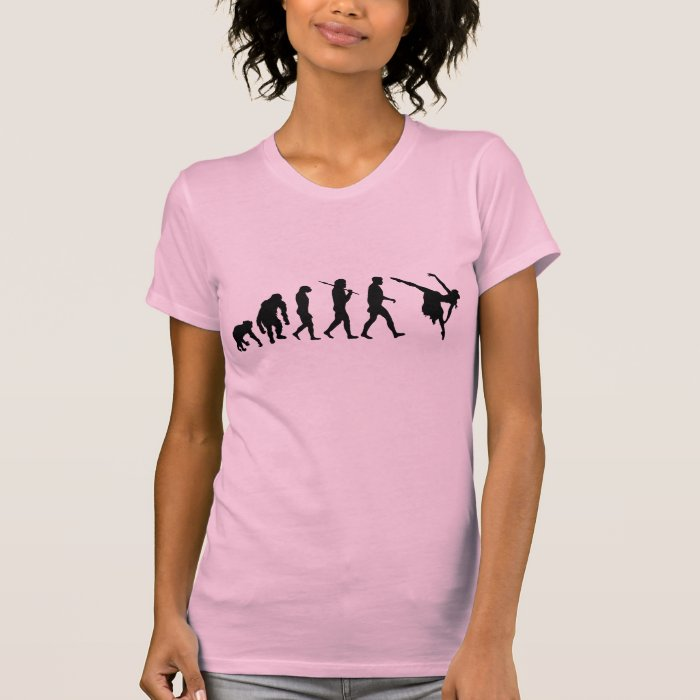 Ballet Dancers Ladies dancing dancer dance gift T-Shirt