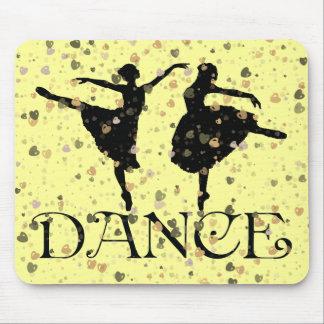 BALLET DANCERS MOUSE PADS