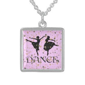 BALLET DANCERS PENDANTS