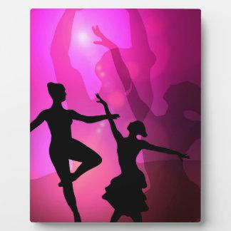 Ballet Dancers Plaque