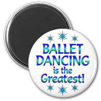 Ballet Dancing is the Greatest Fridge Magnet