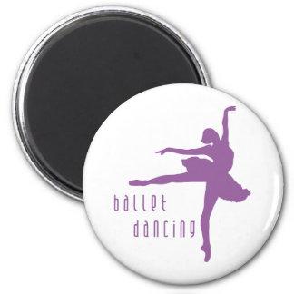 ballet dancing magnete