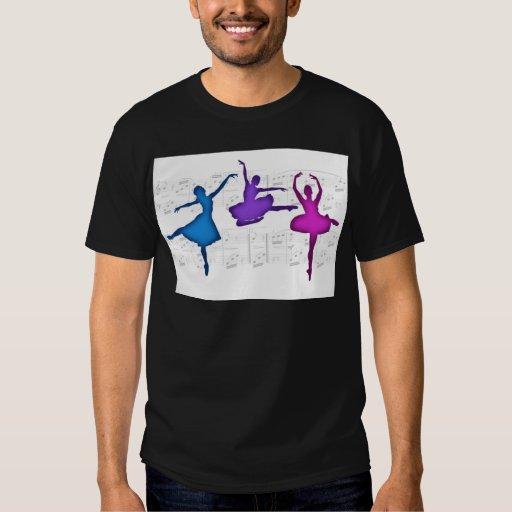 Ballet Day Ballerinas Tshirts