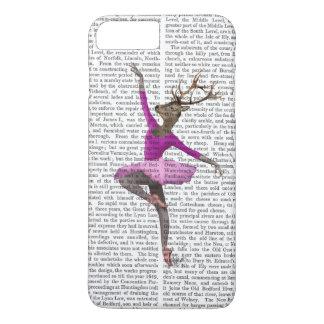Ballet Deer in Pink iPhone 8 Plus/7 Plus Case
