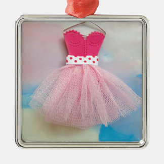 ballet dress.jpg Silver-Colored square decoration