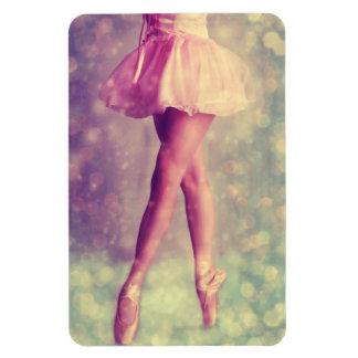 Ballet fairy - magnet