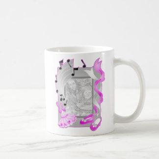 Ballet Frame Basic White Mug