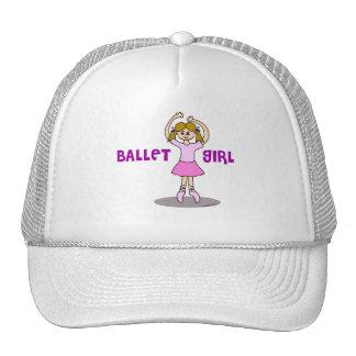 Ballet Girl Gifts Hat