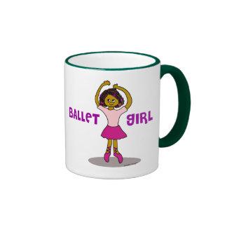 Ballet Girl Gifts Mug