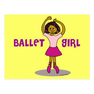 Ballet Girl Gifts Postcard