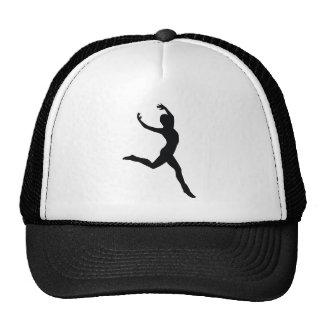 Ballet Mesh Hat