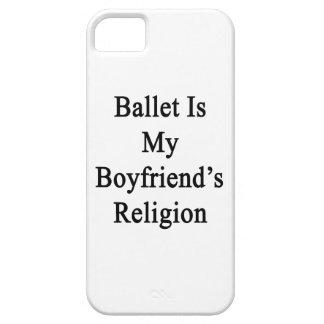Ballet Is My Boyfriend's Religion iPhone 5 Cases