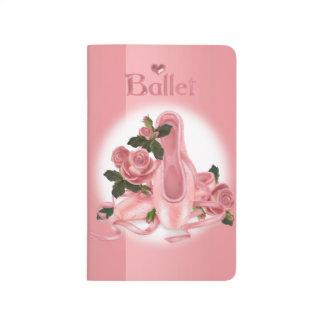 BALLET JOURNAL DANCE Pocket Journal 2