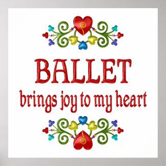 Ballet Joy Print