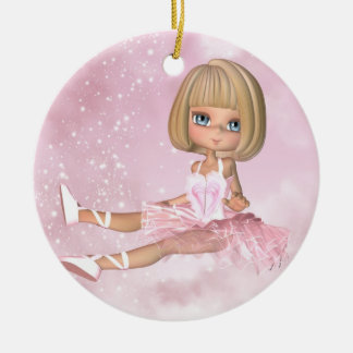 Ballet Keepsake Ornament - Ballerina Ornament
