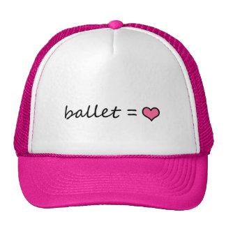 Ballet = Love Cap