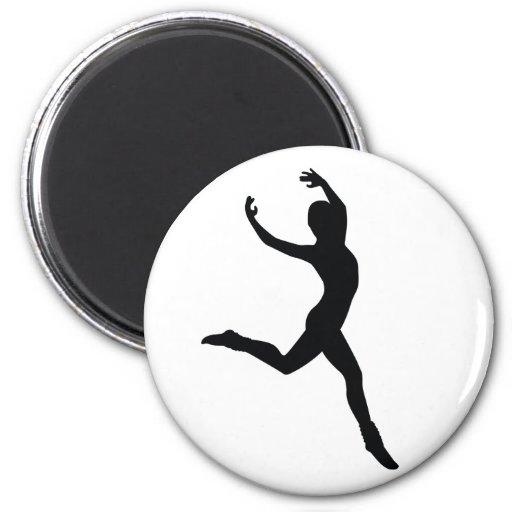 Ballet Fridge Magnets