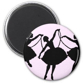 Ballet merchandise magnet